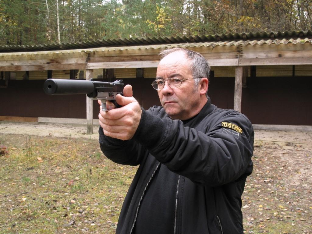 Quel plaisir de tirer sans avoir besoin de porter une protection auditive !